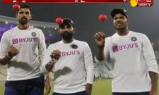 India Beat Bangladesh In Pink Test
