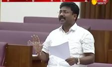 Minister Adimulapu Suresh Talks In Legislative Council Meeting - Sakshi