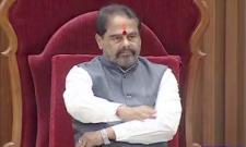 Speaker Tammineni Sitaram Fires On TDP in Assembly