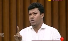 YSRCP MLA Sidiri Appala Raju Slams Chandrababu Naidu in Assembly