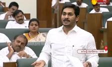 AP CM YS Jagan Fires on Chandrababu Over Rayalaseema Projects