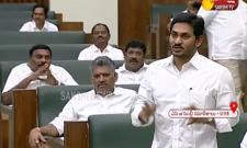AP CM YS Jagan Serious On Chandrababu Naidu in Assembly