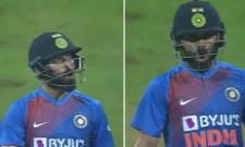 Kohli Smashes Williams For Six, Gives Animated Reaction - Sakshi