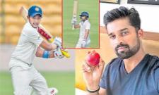 Vidarbha Has A Huge Lead Againist Andhra Ranji Match - Sakshi
