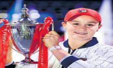 Ashleigh Barty Wins WTA Player Of The Year Award - Sakshi