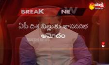 AP Assembly Has Passed Andhra Pradesh Disha Bill 2019 - Sakshi