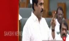 Minister Kurasala Kanna Babu Speech on Disha Bill At AP Assembly - Sakshi