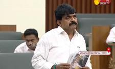 Minister Perni Nani Fires On TDP Behavior in Assembly