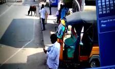 Robbery In Bus Stop At Pragnapur