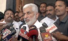 Vijay Sai Reddy Slams On Chandrababu In Visakhapatnam - Sakshi