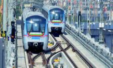 Hyderabad Metro trains to continue late night operations - Sakshi