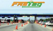 FASTag, An Electronic Toll Collection System Starts From Today - Sakshi