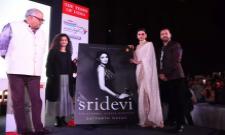 Sridevi: The Eternal Goddess Book Launched By Deepika Padukone - Sakshi