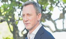 Daniel Craig to sport eight different looks in No Time to Die - Sakshi