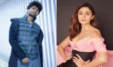 Alia Bhatt Says She Like Vijay Devarakonda Style - Sakshi