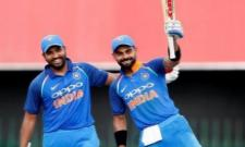 Ind vs WI: Rohit Threatens Virat Kohli's Three Year Domination - Sakshi