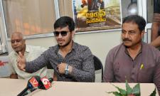 Arjun Suravaram Hero Nikhil And Movie Unit In Vizianagaram - Sakshi