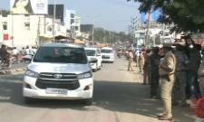 Chatanpally Encounter: NHRC team Visits Mahabubnagar district hospital - Sakshi