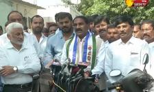Beeda Masthan Rao Joins YSRCP