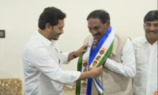 Beeda Masthan Rao Joins YSRCP in the presence of CM YS Jagan - Sakshi