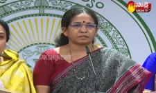 YSRCP MLA Kalavathi Welcomes To key bill in AP Assembly for women safety - Sakshi