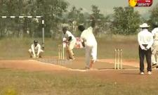 Sakshi Premier League Cricket End in Nellore - Sakshi