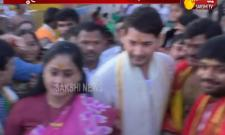 Sarileru Neekevvaru Movie Team Visits Tirumala