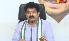 Karanam Dharmasri Slams Chandrababu Naidu