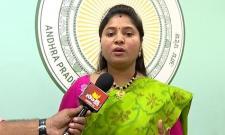 Deputy CM Pushpa Srivani Speaks About Three Capitals