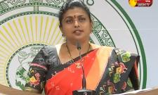 YSRCP MLA Roja Speaks About Three Capitals