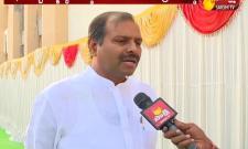 YSRCP MLA Srikanth Reddy Slams Chandrababu Naidu