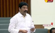 Jogi Ramesh Fires On Pawan Kalyan In AP Assembly - Sakshi
