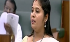 Pushpa Srivani Slams Chandrababu Naidu in Assembly Special Session