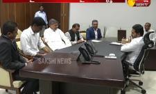 Kailash Satyarthi meets AP CM YS Jagan