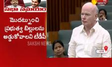 Pilli Subhash Chandra Bose Speech Over AP Legislative Council- Sakshi