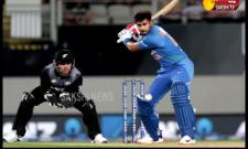 IND Vs NZ: Iyer Shines As India Hunt Down 204 - Sakshi