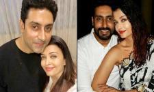Abhishek Bachchan Surprise Tweet Is Aishwarya Rai Pregnant? - Sakshi