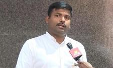 Gudivada Amarnath Takes On Chandrababu Over Decentralization