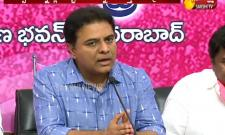KTR Slams BJP And Congress Leaders- Sakshi