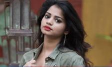 Komali Heroshini Slams Director Over Lip Lock Scene - Sakshi