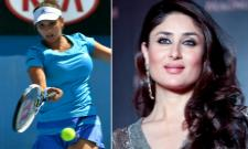 Tennis Player Sania Mirza Opens Up About Her Biopic Movie - Sakshi
