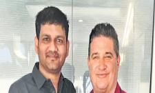 Director of Tippu signs his next Movie - Sakshi