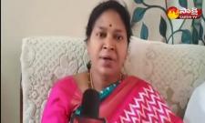 MLC Sunitha Demand for Probe on Chandrababu, Lokesh - Sakshi