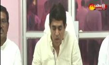 Buggana Rajendranath Reddy Speech In Kurnool Over IT Raids On Srinivas - Sakshi