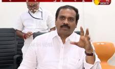 Minister Kurasala Kannababu Comments On Chandrababu- Sakshi