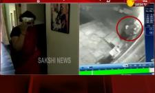 Thieves Theft A House In Panjagutta - Sakshi