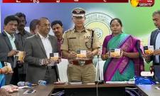 Secretariat Assistant Public Prosecutor Releases Results By Home Minister Sucharitha - Sakshi