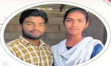 Successful Love Story Of Satish And Akhila - Sakshi