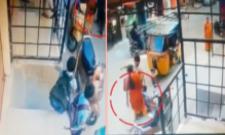 Couple Beaten School Student In Sanath Nagar Hyderabad - Sakshi