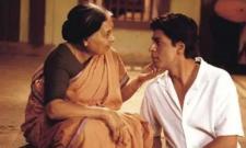 Shahrukh Khan Pays Tribute To His Swades Co Star Kishori Ballal  - Sakshi